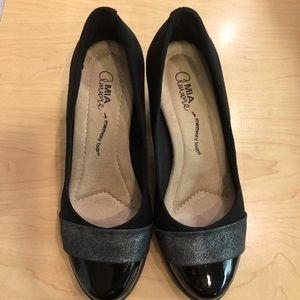 Mia Amore Black Shoe size 7.5